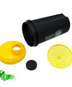 شیکر ، شیکر ورزشی ، قمقه ورزشی ،شیکر یک تیکه اوپتیموم نوتریشن ON درب پیچی ظرفیت 0.7 لیتر